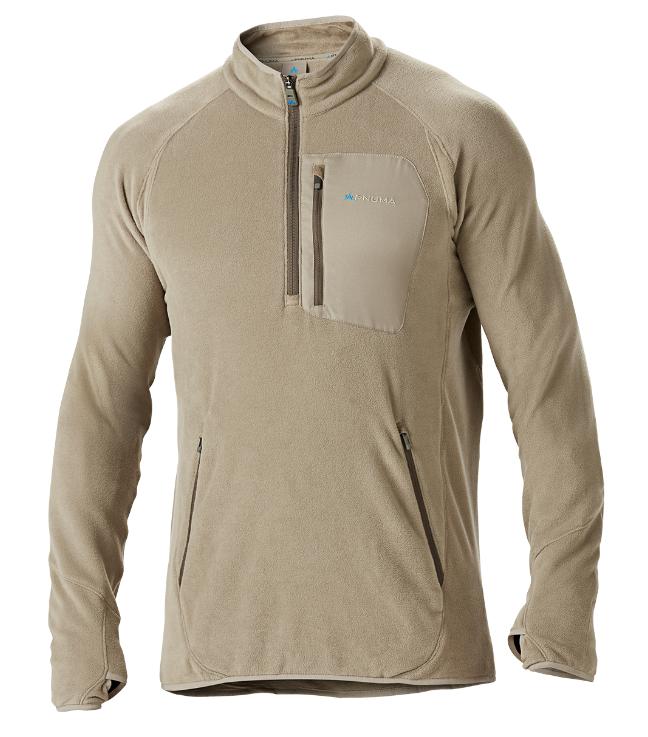 6117a0991c41b Pnuma Outdoors Shenandoah Fleece Pullover – Warm, Dry, & Comfortable ...
